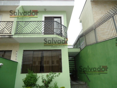 Casa Para Venda, 3 Dormitórios, Ipiranga - São Paulo - 7767