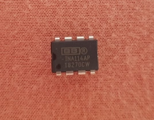 Ina114 Ap Amplificador Operacional