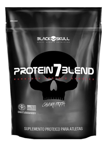 Protein 7 Blend Refil 1,8kg - Black Skull