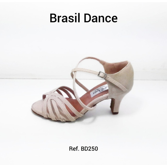Sandálias Brasil Dance - Ref.bd250