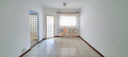 Imagem 1 de 17 de Casa Com 3 Dormitórios À Venda, 64 M² Por R$ 330.000,00 - Jardim Hipódromo - Rio Claro/sp - Ca0563