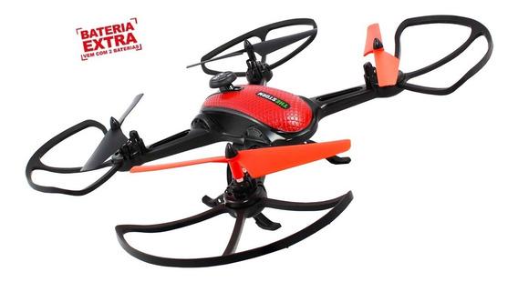 Drone Quadricoptero - Intruder Espião Com Camera Integrada
