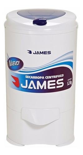 Centrifuga Secarropa  James 5,2kg Yanett
