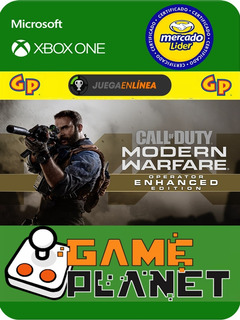 Call Of Duty M.w Ultimate Xbox One Modo Local + En Linea