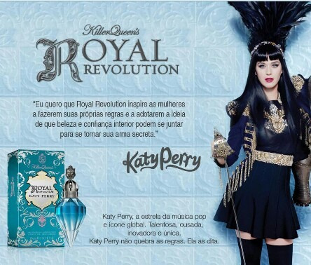 Perfume Katy Perry Royal Revolution