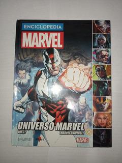 Enciclopedia Marvel #102. Altaya. Universo Marvel Vol 27.