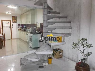 Sobrado Residencial Para Venda E Locação, Jardim Marajoara, São Paulo. - So0039