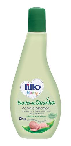 Condicionador Banho De Carinho 200ml - Lillo Baby