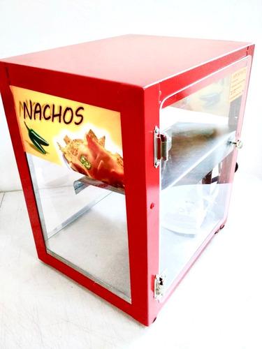 Venta Vitrina Exhibidora De Nachos Comercial Haga Negocio