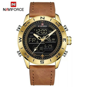 Relógio Naviforce Masculino Analógico E Digital