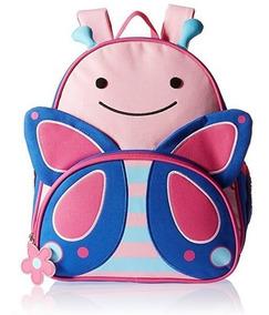 Mini Mochila Infantil Skip Hop Zoo Butterfly Borboleta