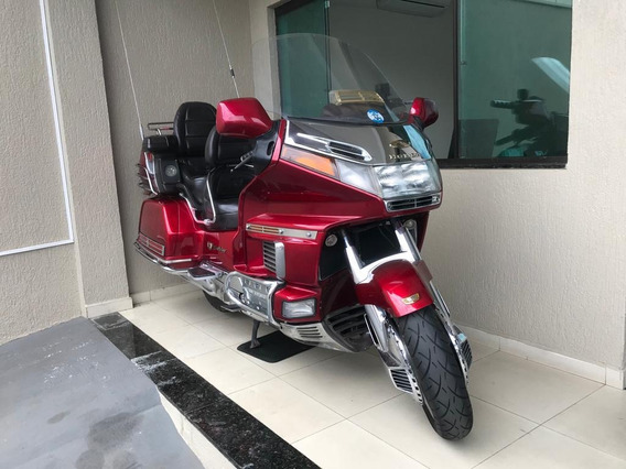 Honda Gold Wing Gl 1500 Comemorative 20 Years