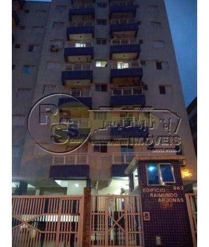 Imagem 1 de 22 de Apartamento Com 1 Dorm, Aviação, Praia Grande - R$ 185 Mil, Cod: 2522 - V2522