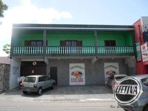Imagem 1 de 15 de Sala Comercial Com Residência Centro - Paranaguá - 1851r