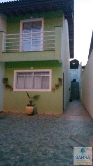 Sobrado Com 2 Dorms, Jardim Jóia, Arujá - R$ 395.000,00, 0m² - Codigo: 542 - V542