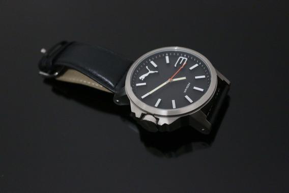 Relógio Puma Couro