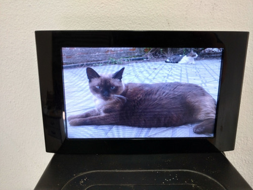 Porta Retrato Digital LG 7 Polegadas