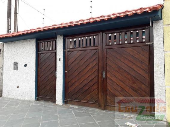 Casa Para Locação Em Peruíbe, Res. Parque Daville, 2 Dormitórios, 1 Suíte, 1 Banheiro, 2 Vagas - 2527