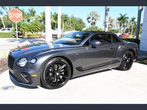 Imagem 1 de 15 de Bentley Continental Gt V8 Conversível 2p