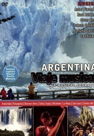 Imagen 1 de 3 de Cd Música Varios Interpretes - Argentina Viaje Musical