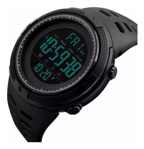 Relógio Skimei Digital Shock Resistente Aprova Dàgua New!