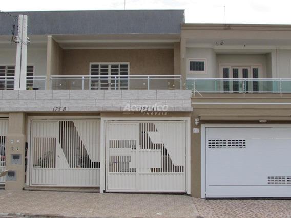 Casa Para Aluguel, 2 Quartos, 1 Vaga, Jardim Terramérica Iii - Americana/sp - 10725