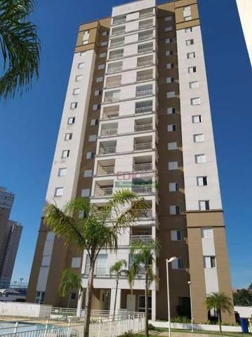 Apartamento Com 3 Dormitórios À Venda, 80 M² Por R$ 435.000 - Cézar De Souza - Mogi Das Cruzes/sp - Ap4745