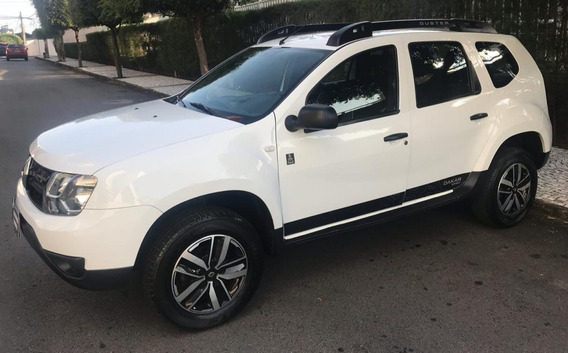 Renault Duster 1.6 16v Sce Flex Dakar Ii Manual