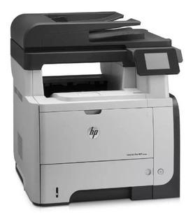 Impresora Hp Laserjet Pro Mfp M521dn Wis
