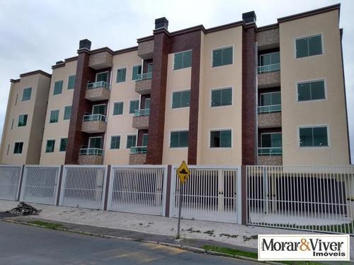 Imagem 1 de 15 de Apartamento Para Venda Em São José Dos Pinhais, Parque Da Fonte, 3 Dormitórios, 1 Banheiro - Sjp1177_1-872232