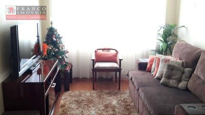 Apartamento Com 2 Dormitórios À Venda, 60 M² Por R$ 265.000 - Jardim Santo Antônio - Valinhos/sp - Ap0242