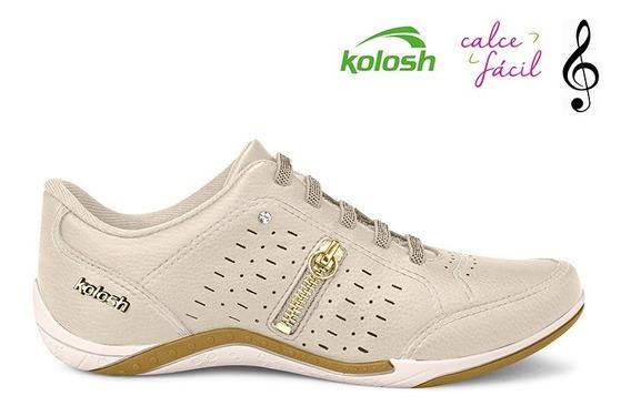 Tênis Casual Feminino Kolosh Original C1287