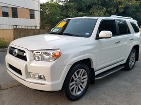 Toyota 4runner 2013 Limited 4x4 Blanco Perla 3 Filas ! Full