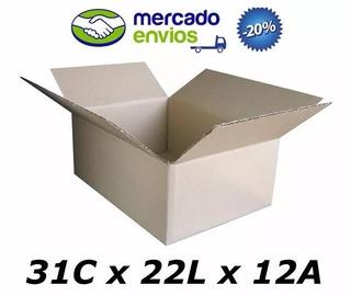25 Caixas De Papelão 31 X 22 X 12 Tipo 3 Correio Pac Sedex