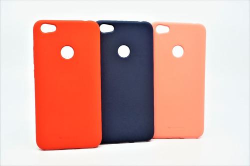 Funda Xiaomi Redmi Note 5a Goospery Sf Jelly Case