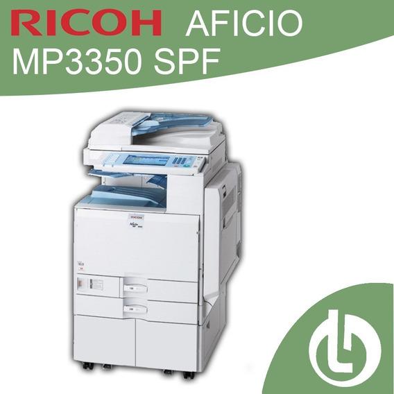 Copiadora Multifuncional Ricoh Mp-3350 Spf