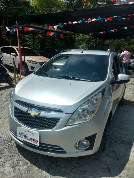 Chevrolet Spark Gt Ltz 2012, 1200cc, Plata, Mec, 120.000 Klm