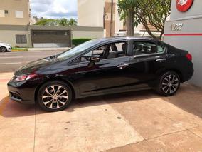 Honda Civic Exr 2.0 16v Flex Aut. 2016