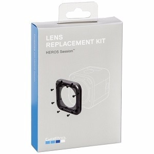 Lente Reposição Hero5 Session - Replacement Kit - Amlrk-001