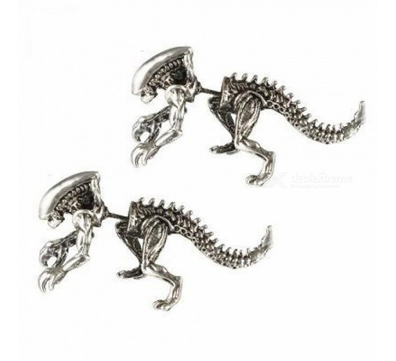 Brincos Alien