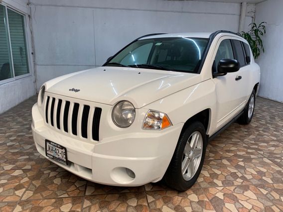Jeep Compass Sport Extremadamente Impecable Reestrene Credit