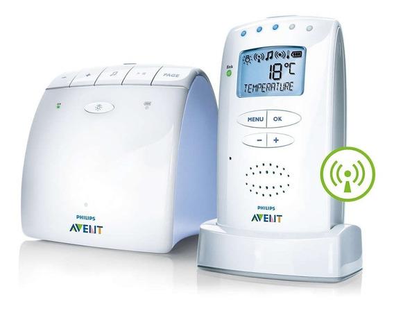 Monitor Bebe Dect Philips Avent Scd525/00 Estandar
