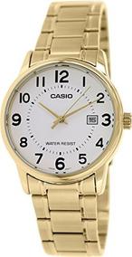 Envio Incluido Reloj Unisex Acero Relojes 1234 Casio Ltp Mtp lK1TuFJc3