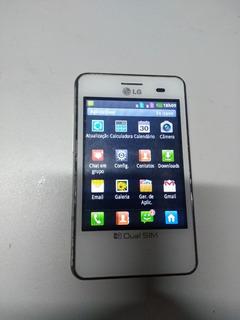 Smartphone LG Optimus L3 E450f - Com Nota Fiscal