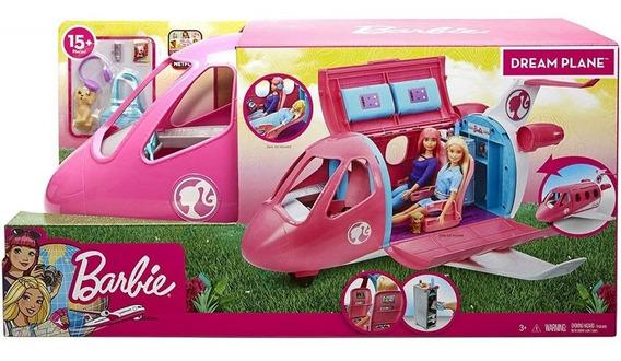 Barbie Jatinho De Aventuras Barbie Avião Da Barbie Jet Jato