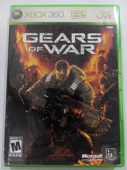 Gears Of War P/ Xbox 360 Original Frete Cr $14 Veja