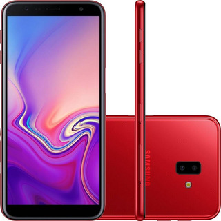 Smartphone Galaxy J6 J610g Android 8.1 Tela 6.0 32gb Excelente Vitrine