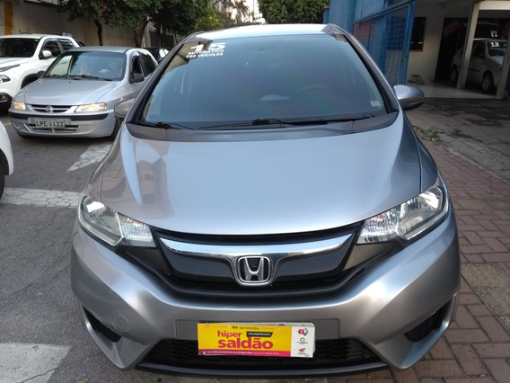 Honda Fit Lx 1.5 2015- Automatico