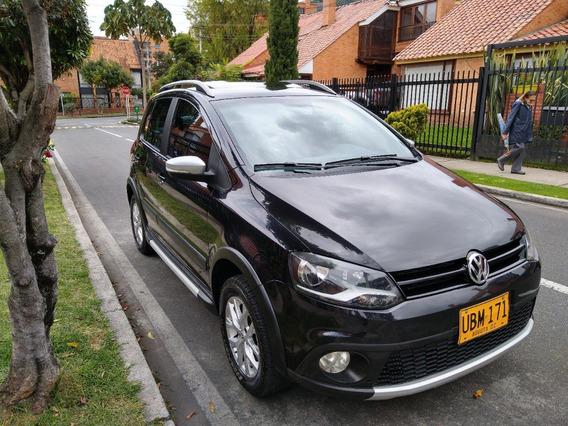 Volkswagen Crossfox Full Sunrom 1.6 2airb 2015