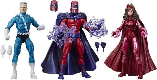 Marvel Legends Magneto Quicksilver Scarlet Witch